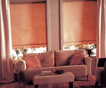 Рулонные жалюзи 20 Рулонные шторы в интерьере